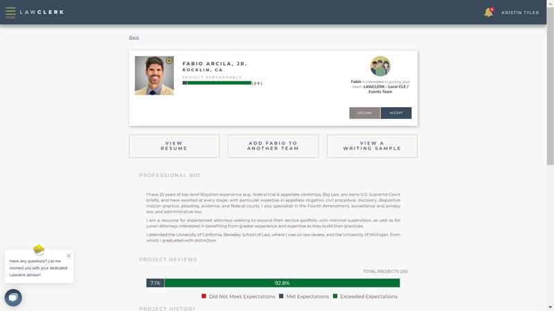 Fabio Arcila's freelance profile